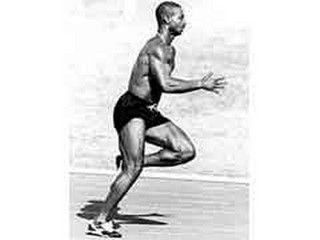 course à pied et musculation