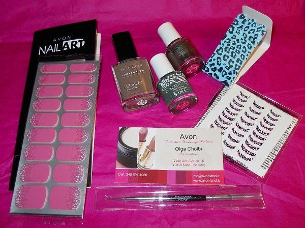 #NailArt by #Avon.  #ColorTrendCollection #Fall2013 #stickers #smalti #french #lunette #limette per #unghie #leopardato #animalier #green #brown