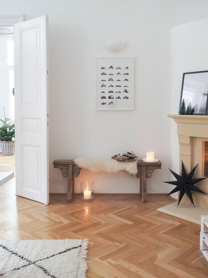 die besten 25 moderne weihnachtsdeko ideen auf pinterest. Black Bedroom Furniture Sets. Home Design Ideas