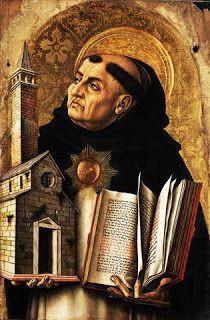 St. Thomas Aquinas Prayer Before Study