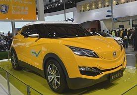 29-Apr-2013 9:37 - TOYOTA INTRODUCEERT NIEUW SUBMERK MET GAC. Toyota heeft in samenwerking met Chinese partner GAC in Shanghai een nieuw submerk gepresenteerd. Vooralsnog hebben we alleen nog een logo, de letter i.