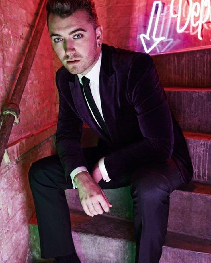 "@samsmithnews on Instagram: ""Sam Smith for GQ Magazine!"""