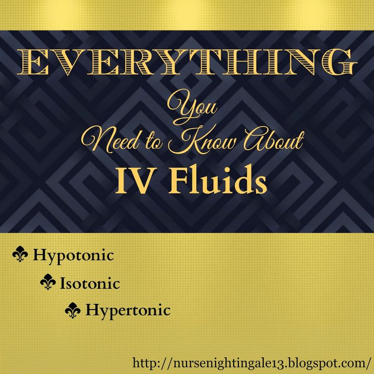 Everything You Need to Know About IV