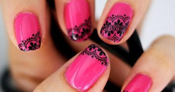 17 awesome designs with Airbrush Nails