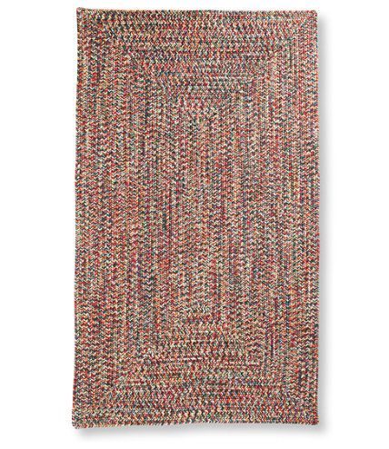 All Weather Braided Rugs, Concentric Pattern: Outdoor Rugs At L.L.Bean