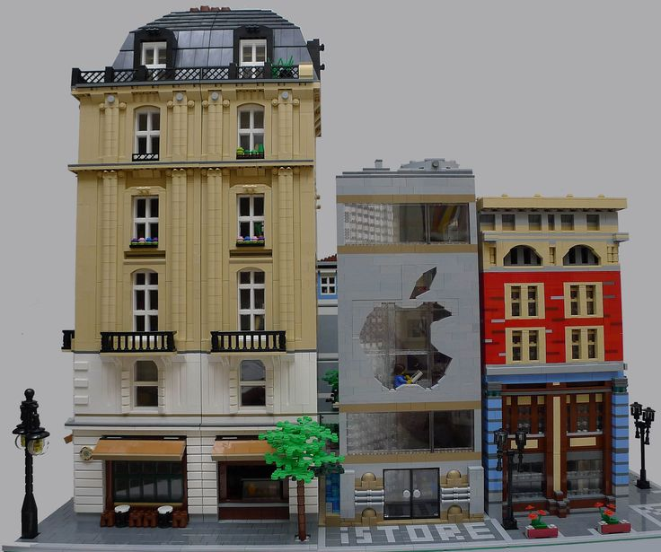 city building side. French Dollhouse Side  by ogelsbob 227 best LEGO Modulars images on Pinterest Architecture Ideas