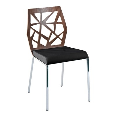 Eurostyle Sophia Side Chair - Available in White laquer (In our showroom!!)