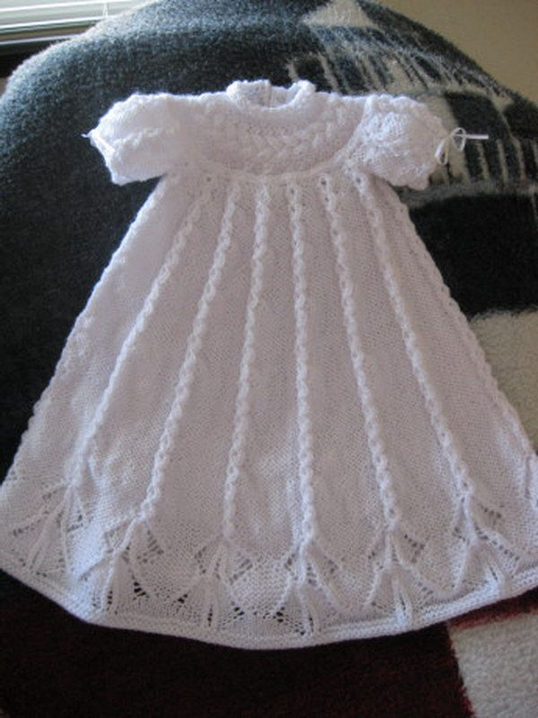 17 Best Images About Crochet Baby Christening On Pinterest Christening Gowns