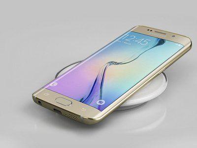No Samsung logo for S6, S6 edge