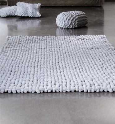 comment tricoter tapis. Black Bedroom Furniture Sets. Home Design Ideas
