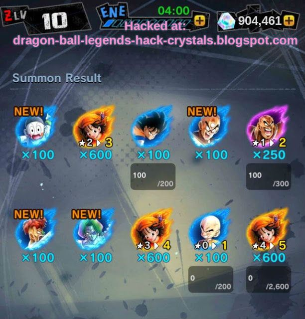 How To Get Free Chrono Crystals Dragon Ball Legends