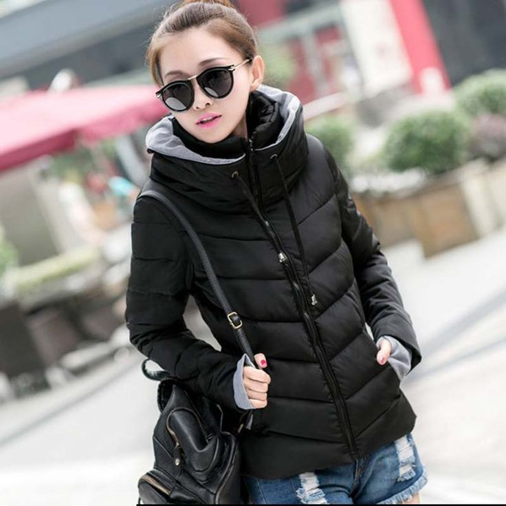 Stylish Cotton Padded Jackets
