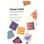 Free scans of Passap instruction manuals, model books etc - Passap E6000 Pattern Book