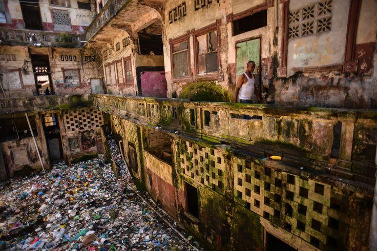 Colon,panama slum