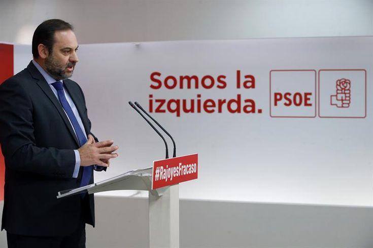 Ábalos niega que Podemossea un socio preferente del PSOE como dijo Sánchez