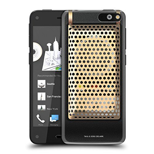 Official Star Trek Communicator Closed Gadgets Hard Back Case for Amazon Fire Phone *** Learn more by visiting the image link.