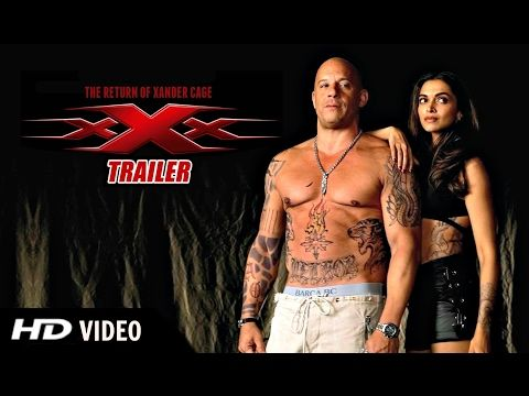xXx RETURN OF XANDER CAGE   Official Trailer #1 2017 Vin Diesel Action M...