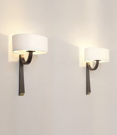 Ralph Pucci, 422 Applique Hyperbole wall lights by Herve Van der Straeten