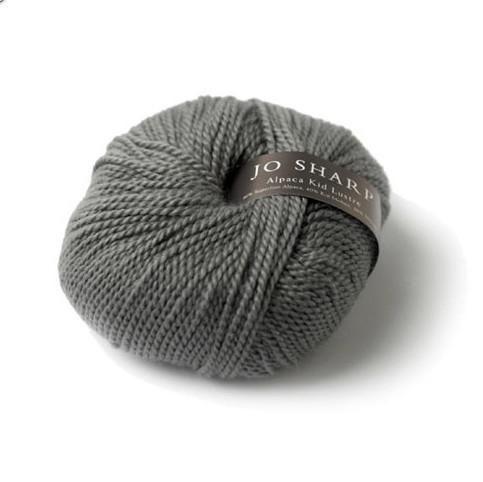 Alpaca Kid Lustre, super-soft Alpaca, Merino and Kid Mohair knitting yarn, brew, 50g - I Wool Knit - 1