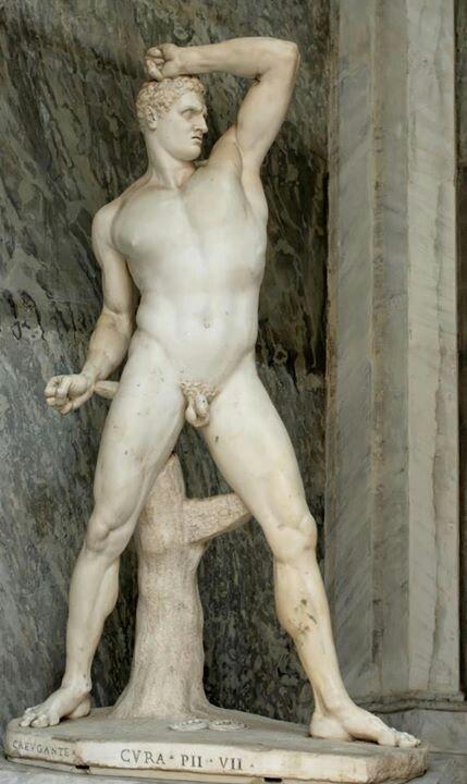 Creugas.Antonio Canova