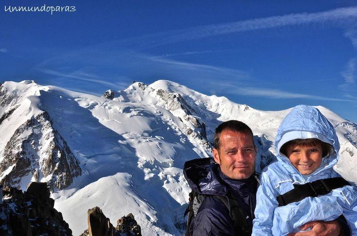 Pocos lugares en el mundo son capaces de ofrecer una belleza tan extrema como la de los Alpes franceses y disfrutarla en familia es toda una experiencia.
