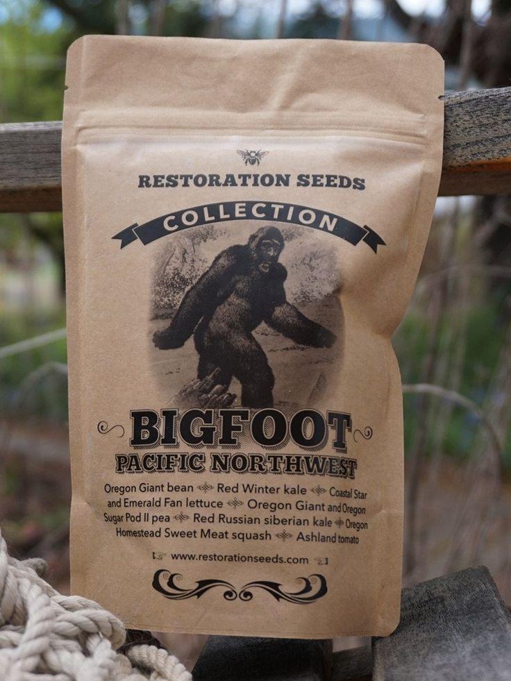 Bigfoot: Pacific Northwest