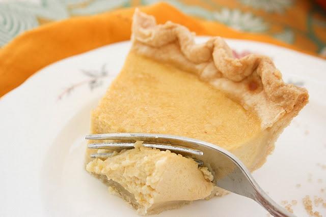 Buttermilk Maple Pie | I Love Cooking! | Pinterest