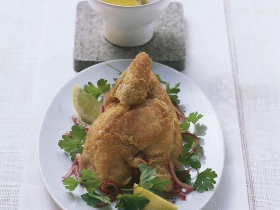 Halbes Backhendl ist ein Rezept mit frischen Zutaten aus der Kategorie Hähnchen. Probieren Sie dieses und weitere Rezepte von EAT SMARTER!