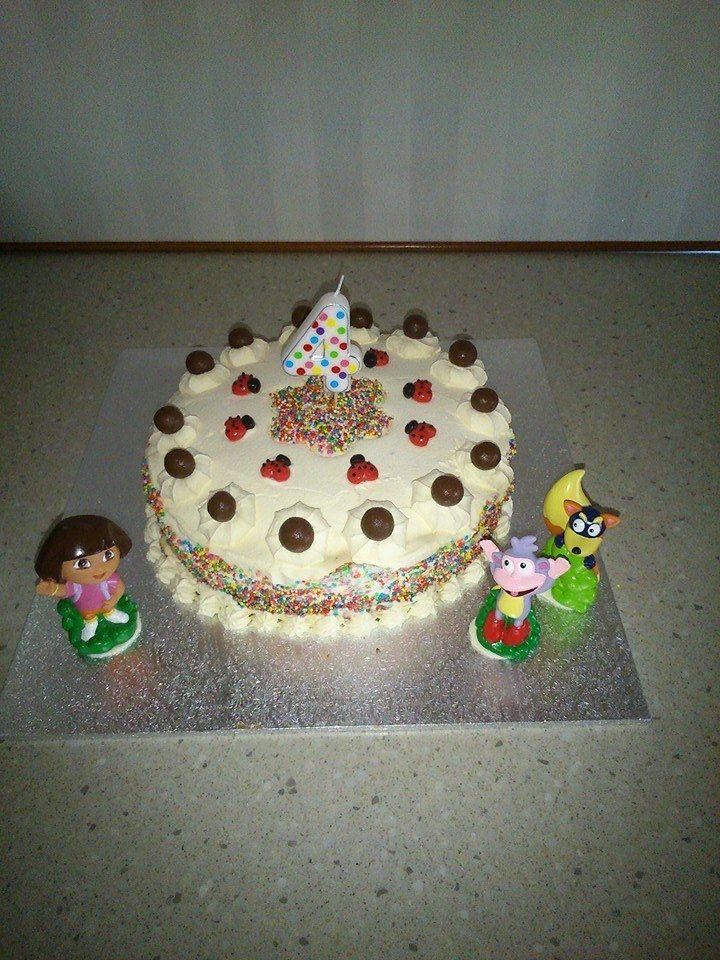 Shiris birthday cake (icecream)