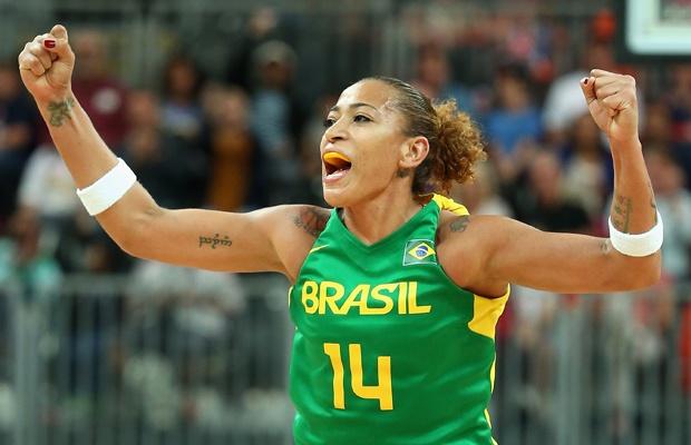 WNBA.com: WNBA Internationals, London 2012  Erika de Souza