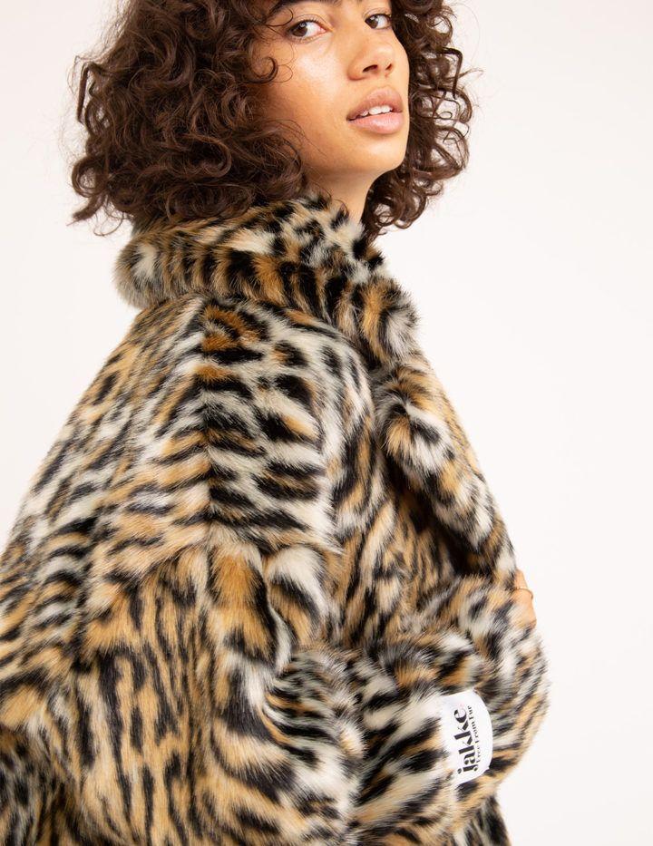 06104532e5ae Shop Faux Fur Coats - Free From Fur Fashion - Jakke