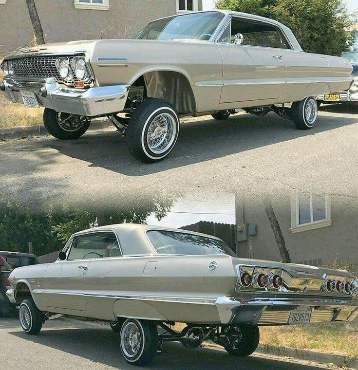 63 Chevy Impala Low Low 1963 Chevy Impala Old Classic