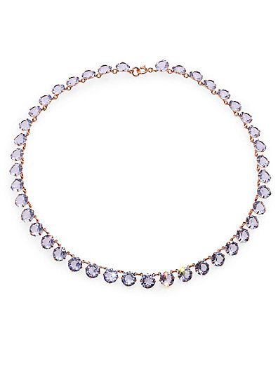 CA&LOU - Faceted Link Necklace - Saks.com | Jewellery, a girls best ...