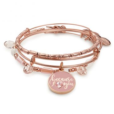 Because I Love You Bracelet Set | ALEX AND ANI