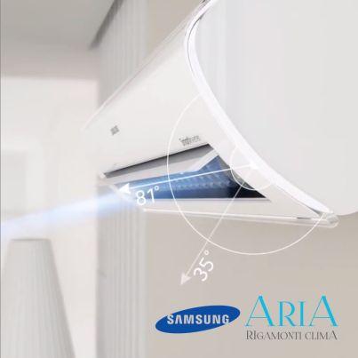 Da #ARIARigamontiClima trovi la nuova linea 2014 di #climatizzatori #Samsung