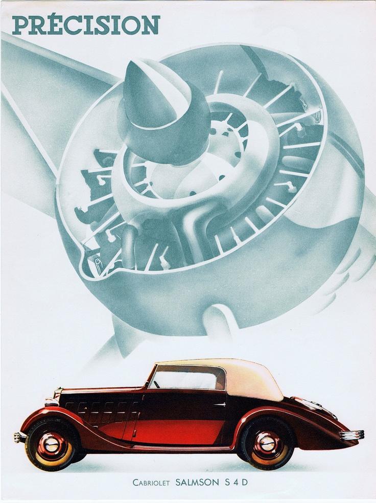 85 best Salmson cars images on Pinterest | Motor car, Vintage cars ...
