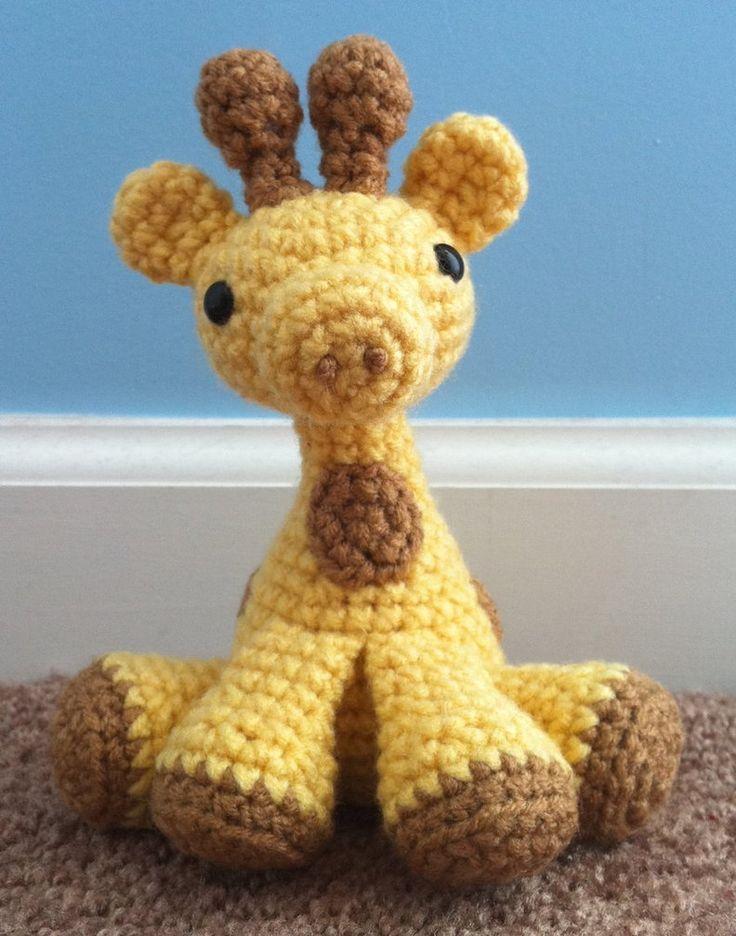 Amigurumi Giraffe Kostenlos : Die besten 17 Bilder zu Hakeln & Stricken auf Pinterest ...