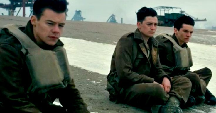 Dunkirk Trailer #2: Christopher Nolan & Harry Styles Team for WWII Epic -- From filmmaker Christopher Nolan comes the epic action thriller Dunkirk, in theaters July 21, 2017. -- http://movieweb.com/dunkirk-movie-trailer-2-christopher-nolan-harry-styles/