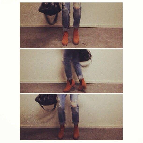 #chelseaboots #booties #run #jump #happy #feelinggood