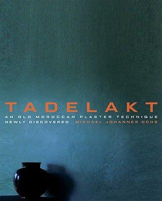 TADELAKT - Nearly waterproof lime plaster
