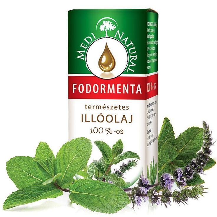 FODORMENTA ILLÓOLAJ-Mentha Spicata L