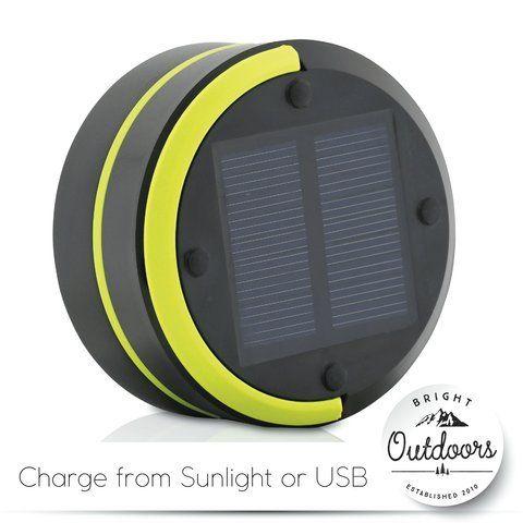 Únase a la revolución solar e ilumine el exterior por la nocheSi le gusta el aire libre tanto como a nosotros, entonces querrá evitar las molestias de cables y cableados. Esta linterna solar es una luz elegante, simple y de confianza que se recarga durante el día e... http://comprarlinternaled.com/carga/solar/linterna-solar-con-powerbank-de-emergencia-led-recargable-con-usb-y-plegable-lampara-versatil-para-acampada-seguridad-patios-o-de-viaje-luz-a