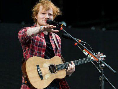 Ed Sheeran's 'X' top selling album on iTunes