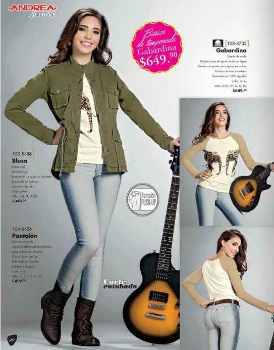 Andrea jeans catalogo de ropa oto o 2014 outfit jeans for Nuovo arredo andria catalogo