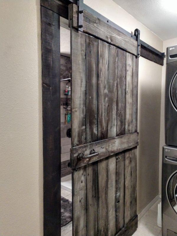 Custom rustic sliding barn doors for Sale in Tacoma, WA in ...