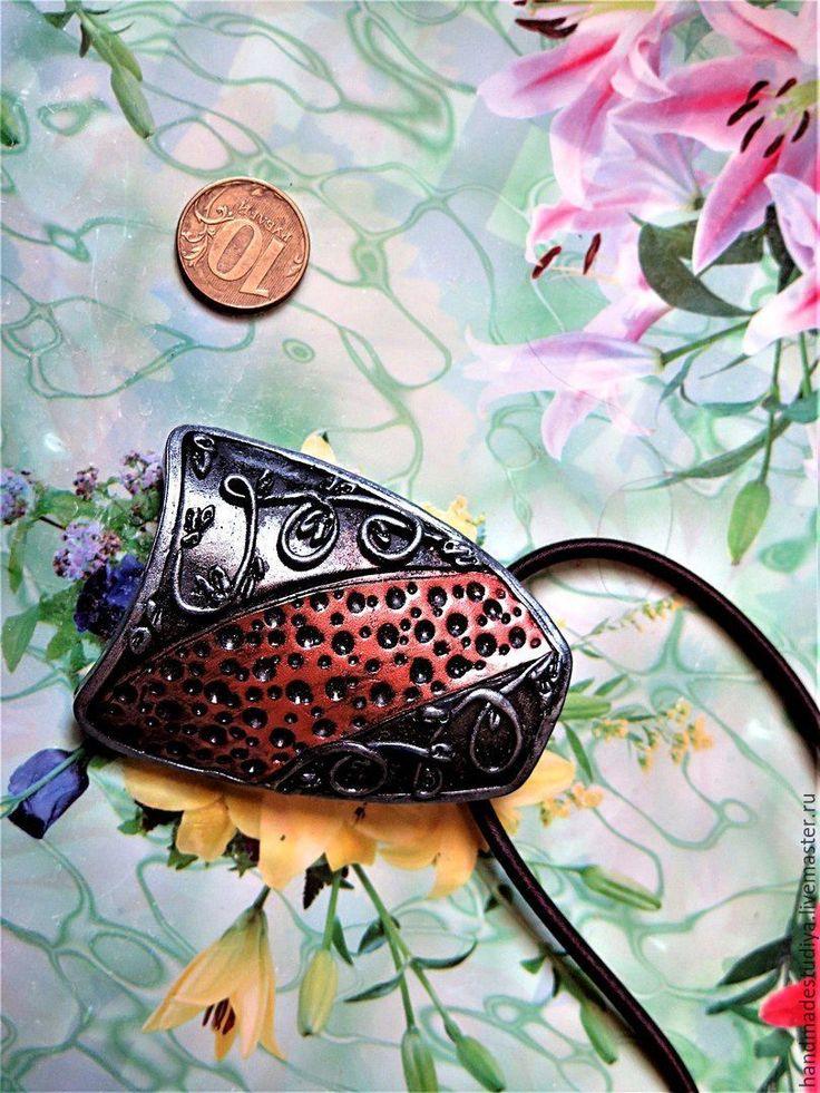 Купить Кулон Рондо - комбинированный, кулон, кулон на шнуре, Кулон ручной работы, украшение