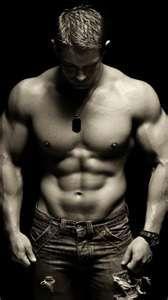 Hot dream guy, shirtless