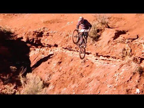 The Gnarliest Mountain Biker Ever: Josh Bender | Red Bull Rampage Ground Zero - VIDEO - http://mountain-bike-review.net/downhill-mountain-bikes/the-gnarliest-mountain-biker-ever-josh-bender-red-bull-rampage-ground-zero-video/ #mountainbike #mountain biking