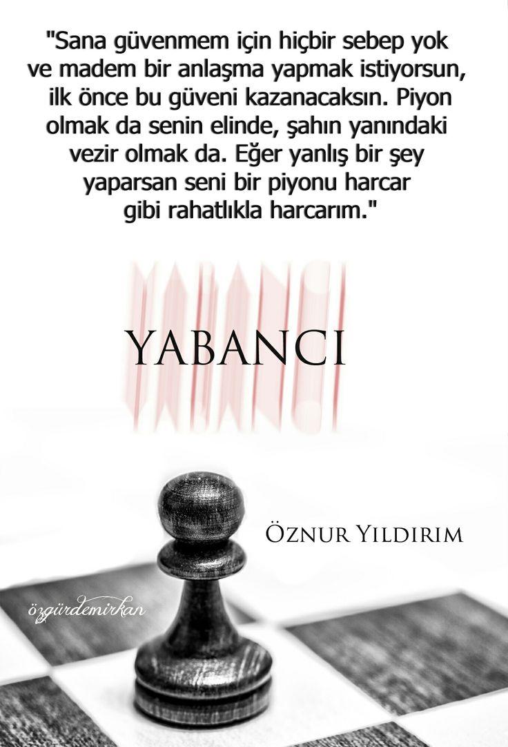 Wattpad Türkiye   Art, Kitap: Yabancı   Şahmeran, Sayfa: 86, Yazar: Öznur Yıldırım