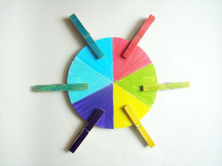 colour cirle for fun